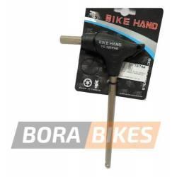 Llave Allen Profesional Mango Largo 10mm Bike Hand