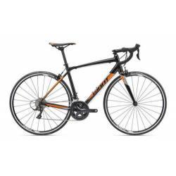 Bicicleta Ruta Carrera Giant Contend 1 18 Vel Shimano Sora