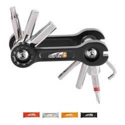 Multiherramienta Bicicleta Talle 9 Funcion Super B Tb - 9855