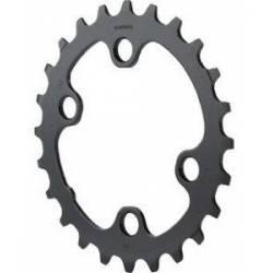 Engranaje Bicicleta Mtb Shimano Slx M7000 Bcd 64mm 24 Diente