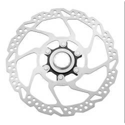 Rotor Freno Disco Bicicleta Shimano Deore M6000 Rt54 160 Mm
