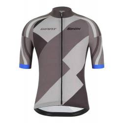 Jersey Remera Ciclismo Team Giant Santini Custom Blend Bora