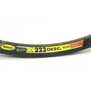 Llantas Mavic X223 Aro Disco Rodado 26 36h C ojales Negro