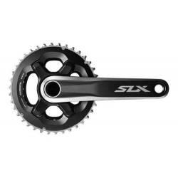 Plato Palancas Shimano Slx M7000 38-28 Biplato Bora Bikes