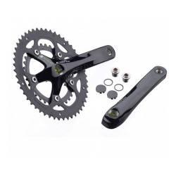 Plato Palancas Shimano Claris R2450 50-34 175mm Bora Bikes