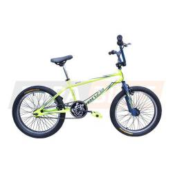 Bicicleta Bmx Venzo Inferno Rodado 20 Freestyle Ideal Saltos