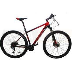 Bicicleta Mtb Venzo Vulcan 29 Evo Freno Disco Hidr. 27vel