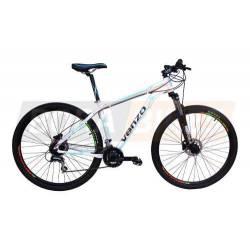 Bicicleta Mtb Venzo Eolo 29 Frenos Disco Hidraulicos 27 Vel.