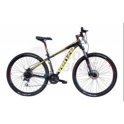 Bicicleta Venzo Eolo 29 Mtb 24vel Shimano Discos Hot Sale