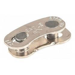 Cierre Conector Rapido Cadena Sram 11v Power Lock Silver