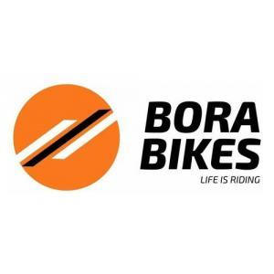 Eje Trasero Bicicleta Para Cambios Bolillas Bora Bikes