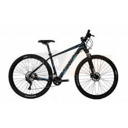 Bicicleta Mtb Venzo Atix 29 Full Deore 20 Vel Frenos Hidraul