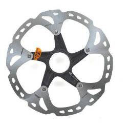 Rotor Disco 180mm Shimano Xt Rt81mm Center Lock Bici Bora