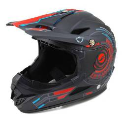 Casco Integral Enduro Dh Bicicleta Mtb Giant Factor Shockwav