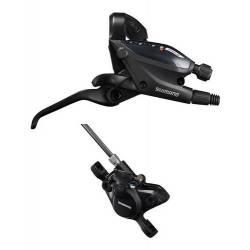 Shifter Manijas Cambio Freno Hidraulico 8 Vel Shimano M315