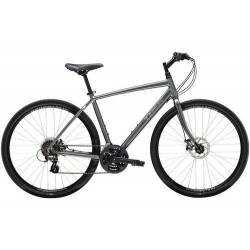 Bicicleta Mtb Hibrida Trek Verve 1 Rod 700 21vel Freno Disco