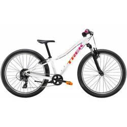 Bicicleta Niñas Rodado 24 Con Cambios Trek Precaliber 24 8vel
