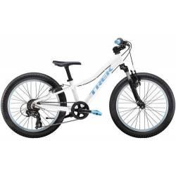 Bicicleta Niñas Rodado 20 Con Cambios Trek Precaliber 20 7vel