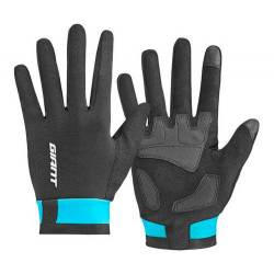 Guantes Ciclismo Giant Dedos Largos Elevate Lf Respirable