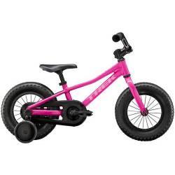 Bicicleta Niña Aluminio Rodado 12 Trek Precaliber 12 Girls