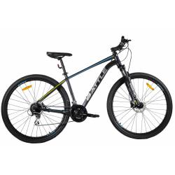 Bicicleta Mtb Battle R29 24 Vel Frenos Discos Hidraulicos