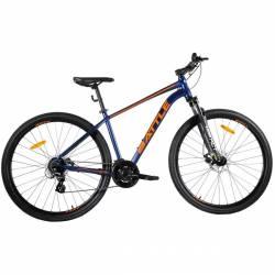 Bicicleta Mtb Battle R27.5 24 Vel Frenos Discos Shimano 2020