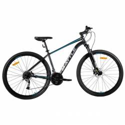 Bicicleta Mtb Battle R29 27 Vel Frenos Discos Shimano Acera
