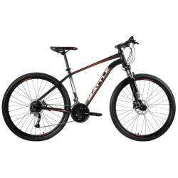 Bicicleta Mtb Battle R27.5 27vel Frenos Discos Shimano Acera