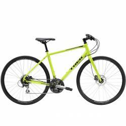Bicicleta Hibrida Cicloturismo Trek Fx 2 24 Vel Hidraulicos