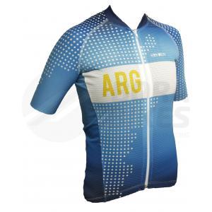 Remera Ciclismo Argentina Jersey Antitranspirante 2020 Bora