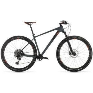 Bicicleta Mtb Cube Reaction Race C62 Carbono Xt 2020 Biplato