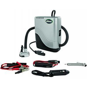 Compresor Aire Slime Moto Auto Atv 40001 12v 300psi Estuche