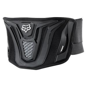 Faja Proteccion Lumbar Bicicleta Moto Fox Black Belt Bora
