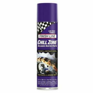 Removedor Oxido Bicicleta Finish Line Chill Zone 12oz Bora