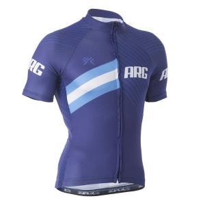 Remera Ciclismo Argentina Jersey Ciclismo Antitranspirante