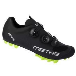 Zapatillas Mtb Ciclismo Metha Raptor Shimano Compatible Spd