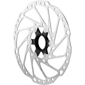 Rotor Freno Disco Shimano Deore Rt64 203mm Center Lock Bora
