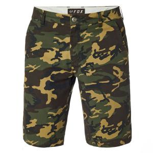Indumentaria Bermudas Casual Fox Essex Camo Short Originales
