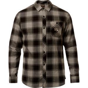 Camisa Casual Trabajo Fox Hombre Longview Flannel Original
