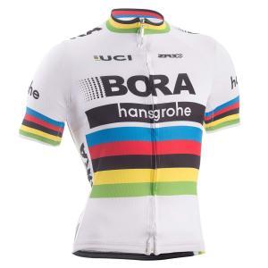 Remera Ciclismo Jersey Bora Hansgrohe Antitranspirante
