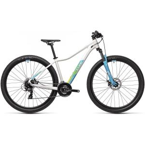 Bicicleta Mtb Mujer Cube Access Ws 24 Vel 2021 Frenos Discos