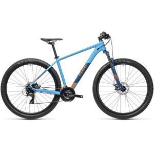 Bicicleta Mtb Cube Aim 29 24 Vel 2021 Freno Disco Bora Bikes