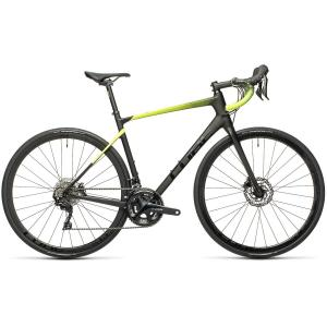 Bicicleta Ruta Cube Attain Gtc Race 28 Carbon Shimano 105