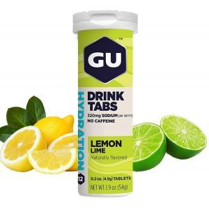 Gu Hydration Drink Tabs Pastilla Deshidratacion Deportiva