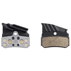 Pastillas Frenos Disco Disipador Shimano N04c Xtr 4 Pistones