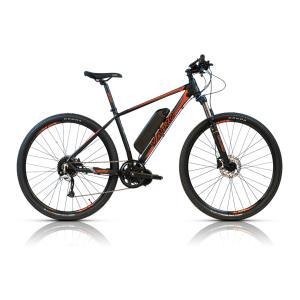Bicicleta Eléctrica EBike Vairo Bbs 9V Acera Batería Externa