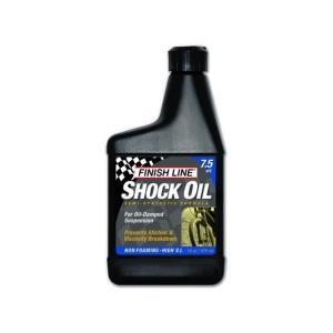 Aceite Hidraulico Horquilla Shock Finish Line 7.5wt 475 Cc