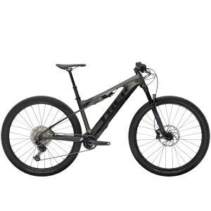 Bicicleta Electrica EBike Carbono Trek E Caliber 9.6 12V Fox