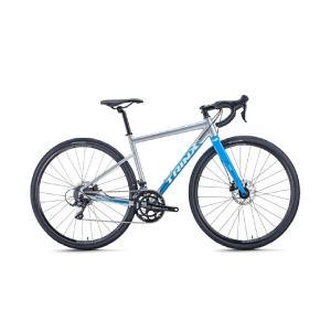 Bicicleta Gravel Trinx Climber 2.3 18 Vel Sora Frenos Disco