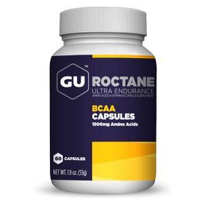 Gu Roctane Bcaa Capsulas Recuperacion Aminoacido X 60 Caps